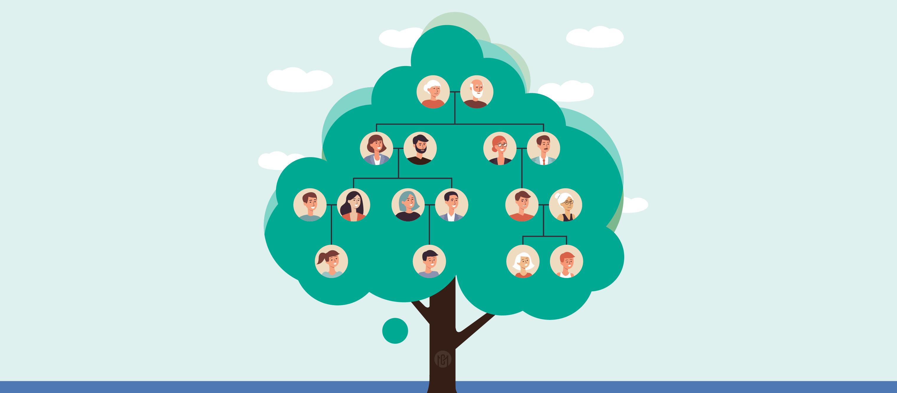 Saiba por onde começar o seu estudo genealógico