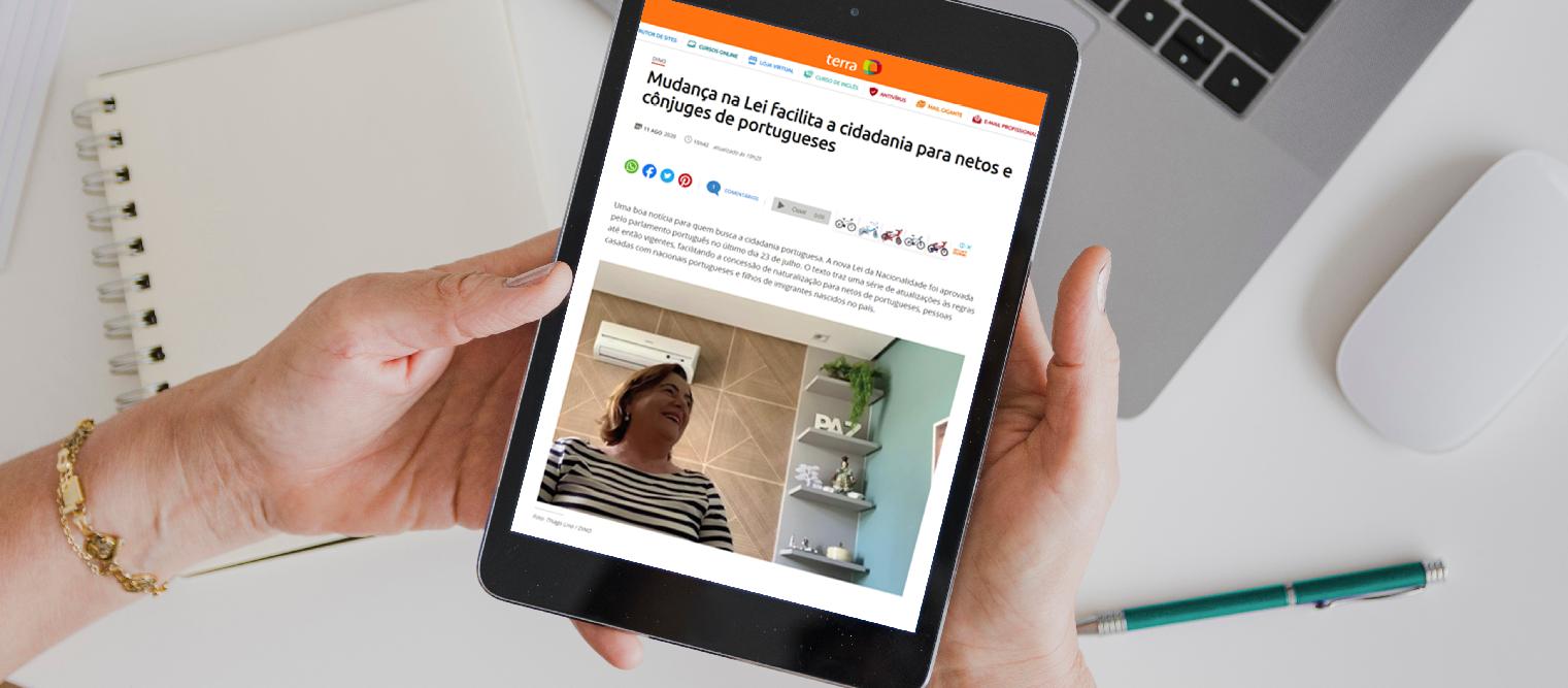 Mudança na Lei facilita a cidadania para netos e cônjuges de portugueses