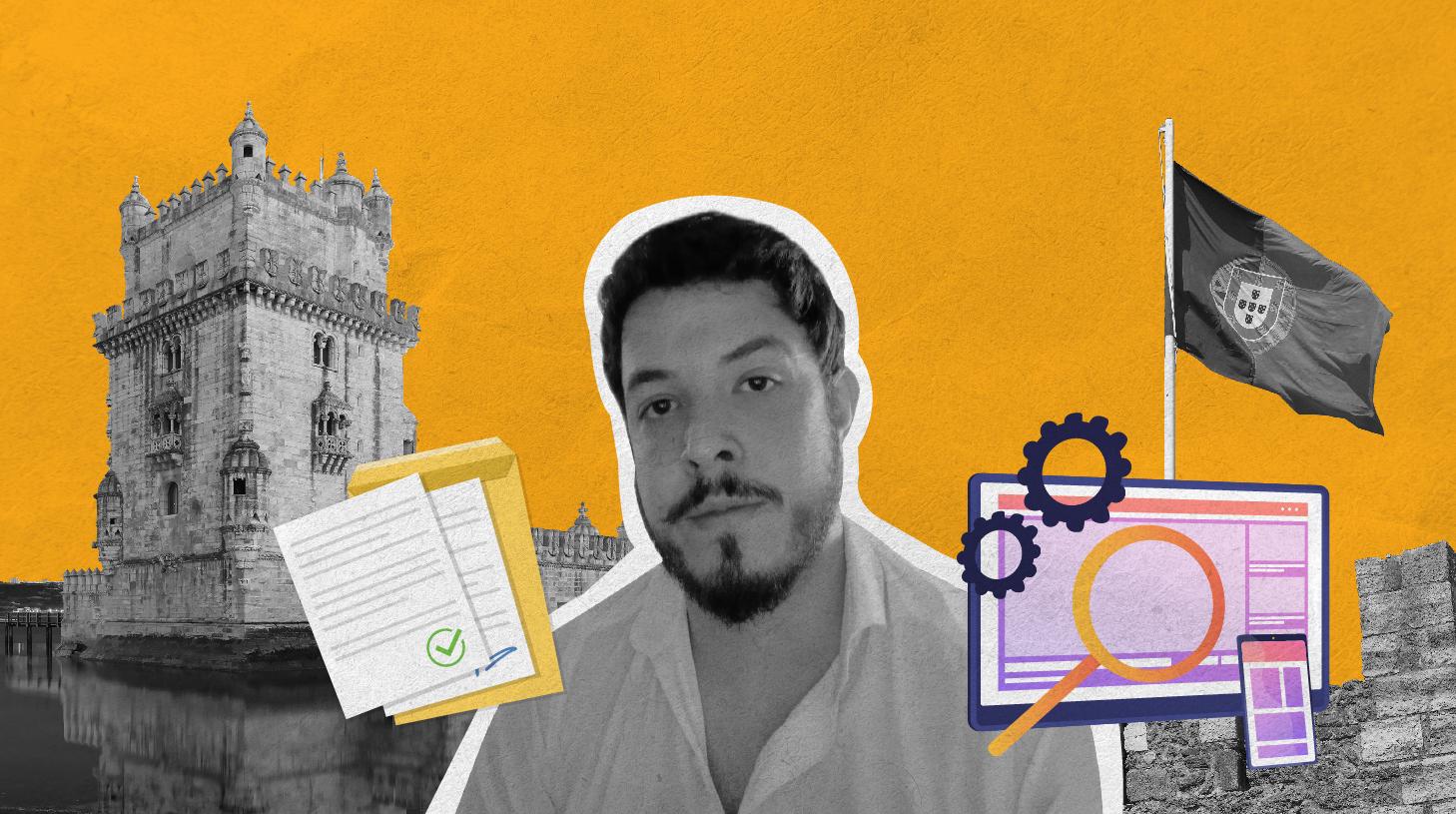 A importância da tecnologia e da memória no processo de cidadania portuguesa para netos