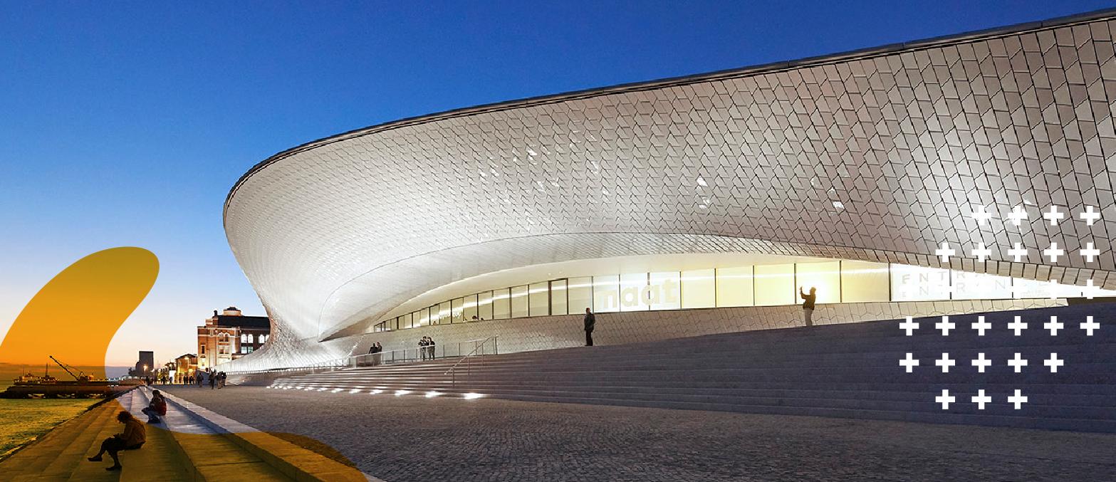 5 lugares que mostram que Lisboa é uma cidade moderna